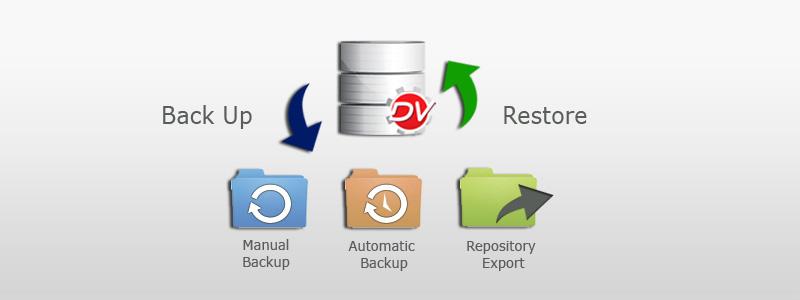 Backup and Restore Tools
