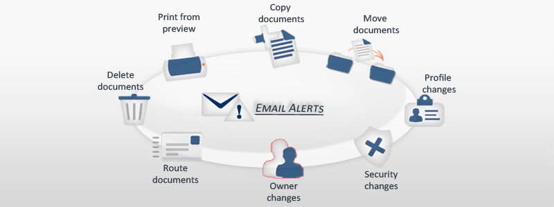 Email Notifications and Alerts