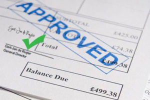 Accounts Payable Invoice Approval