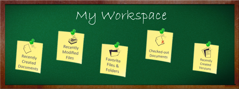 Personal User Workspaces