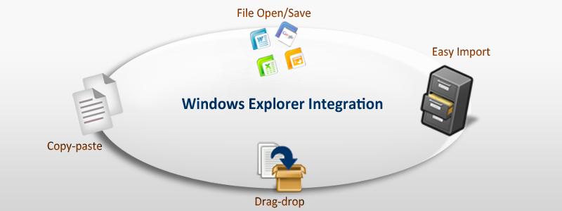 Windows Explorer Integration