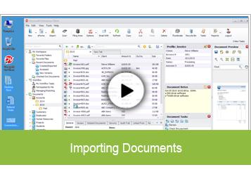 Import Documents