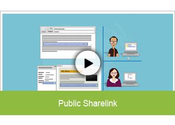 Public Sharelink