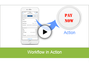 Workflow in action