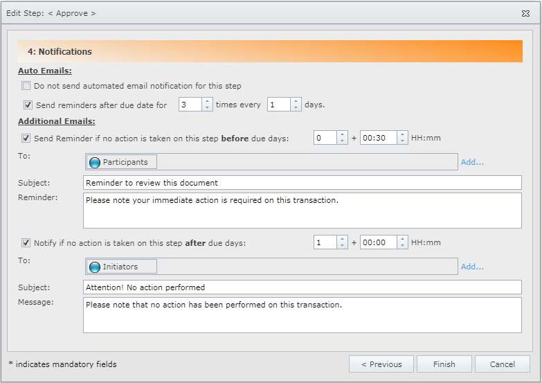 Automate Workflow Notifications